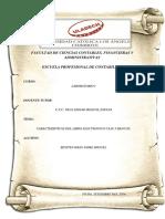 Caracteristicas Del Libro Electronico Caja y Bancos