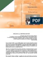 07.CNDECSP.0201 en Torno a La Intervención de La Práctica Educativa