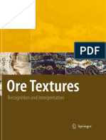 Ore Textures. Recognition and Interpretation [Roger Taylor]