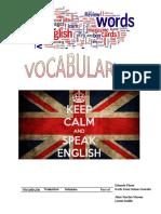 Proyect of English