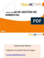 1 1 1 Introduccion Sistema de Gestion Ambiental