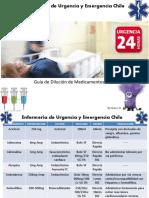 Guia de Dilucion de Medicamentos IV de Urgencia, Enf,Urg y Emerg..pdf