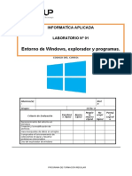 Lab 01 Entorno de Windows%2c Explorador y Programas[1]