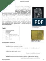 Ley - Wikipedia, La Enciclopedia Libre