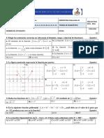 0 Diagnostica Matematica Terceros Estudiante MATEMÁTIC 9h00!14!09-2016