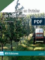 Inta Fertilizacion en Frutales de Hoja Caduca