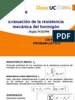 14-HOR-Evaluacion de La Resistencia Del Hormigon