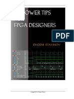 100 Power Tips for FPGA Designers 초록.pdf