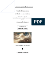 Camille Flammarion - A Morte e o Seu Mistério - Volume 3