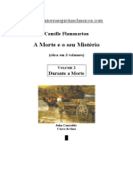 Camille Flammarion - A Morte e o Seu Mistério - Volume 2