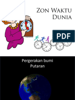 Zon Waktu Dunia _ Geografi Ting 4