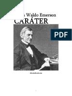 Emerson - Caráter