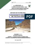 Afianzamiento Hidrico Peru