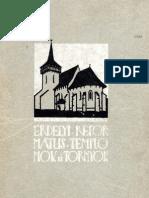 Debreczeni László:Erdélyi református templomok és tornyok