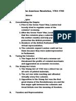 Fon Er Chapter 5 Outline