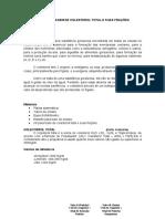 Relatorio Pratico Bioquimica II - Lucas