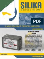 Catalogo PRODUCTOS SILIKA SILICONAS Y RESINAS