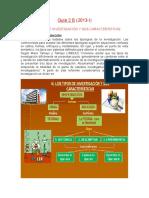 Guía 2 B Tipos de Investigación