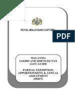 Partial Exemption