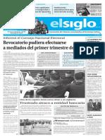 Edición Impresa Elsiglo 22-09-2016