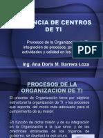 Clase 5 Procesos de La Organizacion de Ti