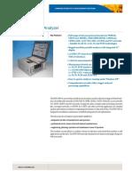 685 JDSU 8635 Telecom Protocol Analyser