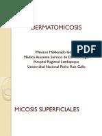 Dermatomicosis Maldonado