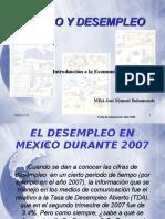 Desempleo 2008