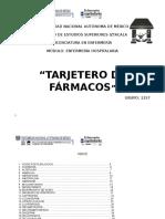 Farmaco Tarjetero Final