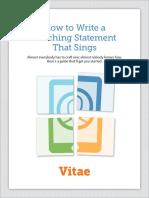Teaching Statement Guidebook