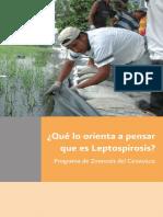 GUIA de Leptospirosis