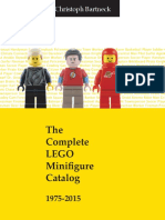 Preview of the Complete Lego Minifigure Catalog 1975-2015