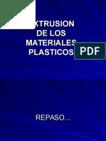 169766626 Curso de Extrusion II Ppt