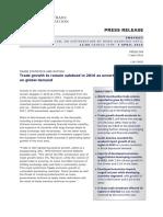 WTO trade forecast.pdf