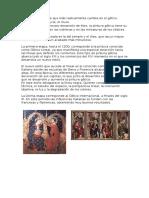 Arte Gótico y Romano