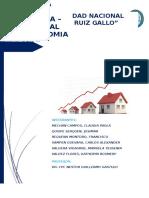 Crisis de La Burbuja Inmobiliaria Crisis Global de La Economia
