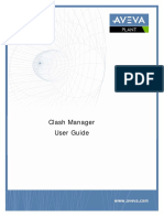 Clash Manager User Guide