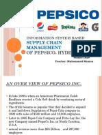 Mis Pepsico project report