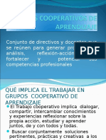 Grupos Cooperativos de Aprendizaje Diegoandrade