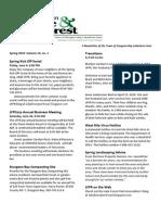 Lfpr Newsletter Spring 2010 v10 No
