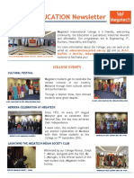 Beyond Education Newsletter - Sept 2016