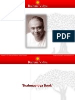 Brahma Vidya Book