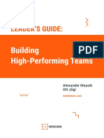 Leader's Guide-Building High Performing Teams