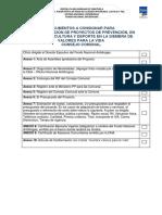 Documentos a Consignar Para Cc