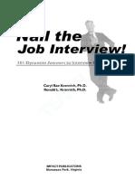 Nail the Job Interview.pdf