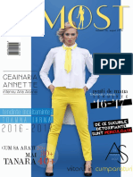 Revista Famost August 2016