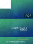 Planeacion Tactica Educativa