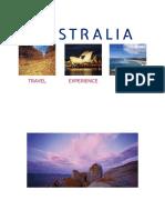 Australia Multipage Book