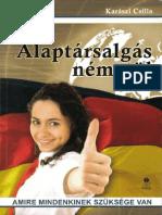 Karászi Csilla - Alaptársalgás Németül