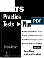 IELTS Practice Test Plus